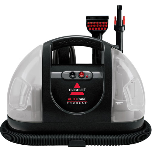 auto care proheat compact portable steam cleaner
