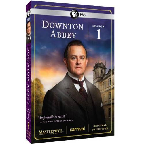 Downton Abbey: Season 1 (Walmart Exclusive) (WALMART EXCLUSIVE)