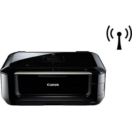 Canon PIXMA MG6220 - Multifunction printer - color - ink-jet - Letter A Size (8.5 in x 11 in) (original) - Legal (media) - up to 12.5 ipm (printing) - 300 sheets - USB 2.0, LAN, Wi-Fi(n), USB host with Canon InstantExchange