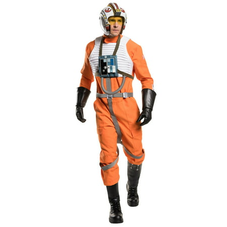 Adult Star War's Classic X Wing Fighter Grand Heritage - Kids X Wing Fighter Costume