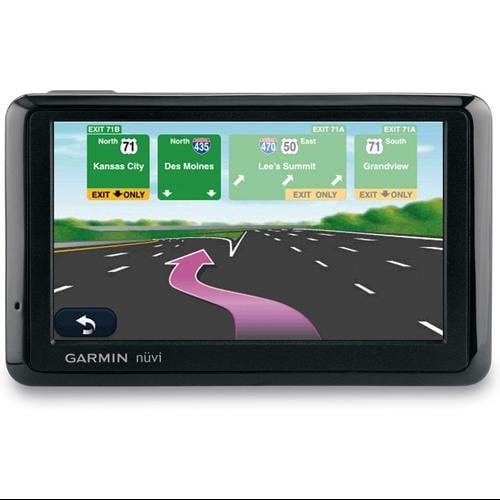 "Refurbished Garmin nuvi1390LMT 4.3"" GPS with Lifetime Maps & Traffic Updates"