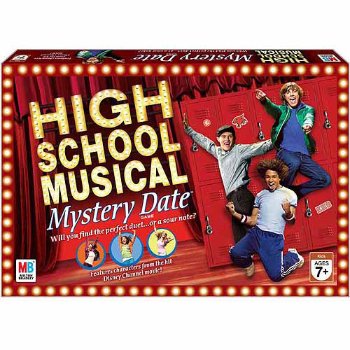 Mystery Date: High School Musical