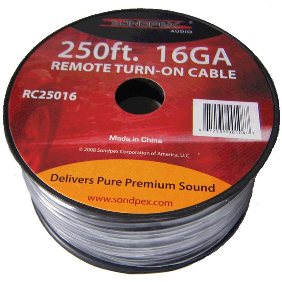 16GA 250' Remote Cable