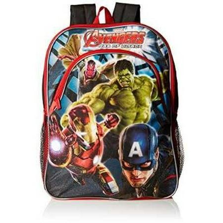 3862b6ae53 Marvel - Marvel Avengers Backpack - Walmart.com