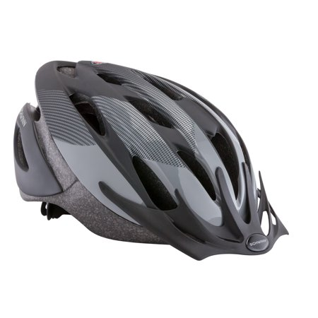 Schwinn Adult Lighted Thrasher Bike Helmet