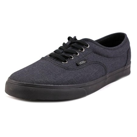 80ae62e6cc Vans - Vans Men s Lpe Dressed Up Black Ankle-High Canvas Skateboarding Shoe  - 10M - Walmart.com