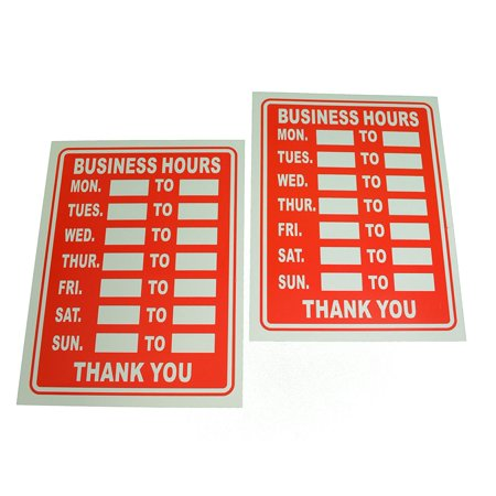 Stores Close By (Lot of 2 Plastic 9
