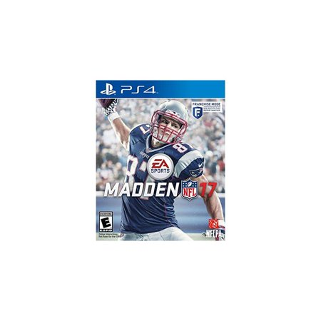 Madden Nfl 17   Standard Edition   Playstation 4