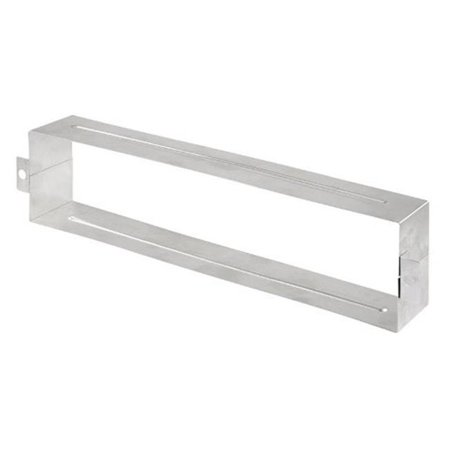 Stainless Steel Mail Slot Sleeve (S4784 Mail Slot Sleeve  Stainless Steel )