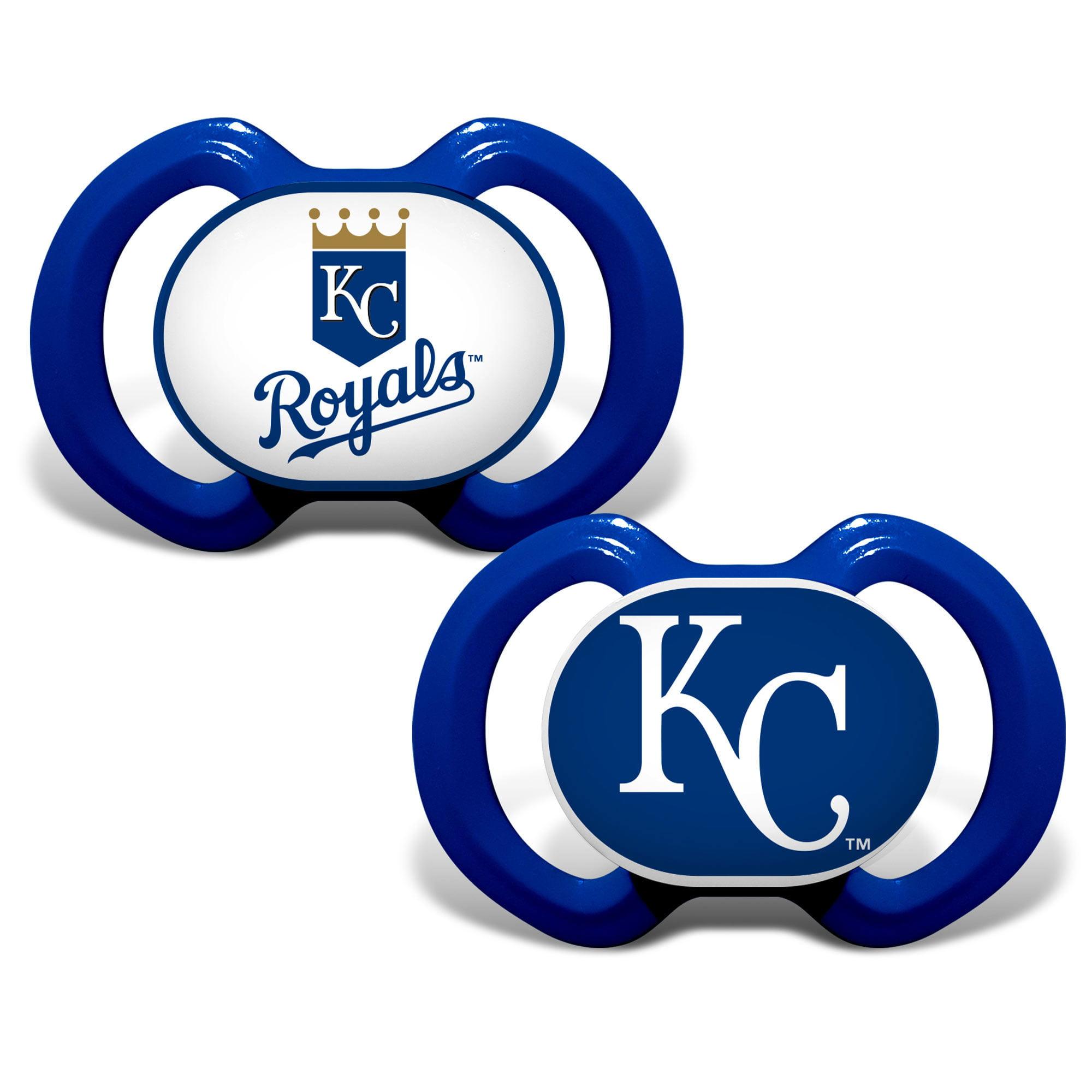 MLB Kansas City Royals 2-Pack Pacifiers
