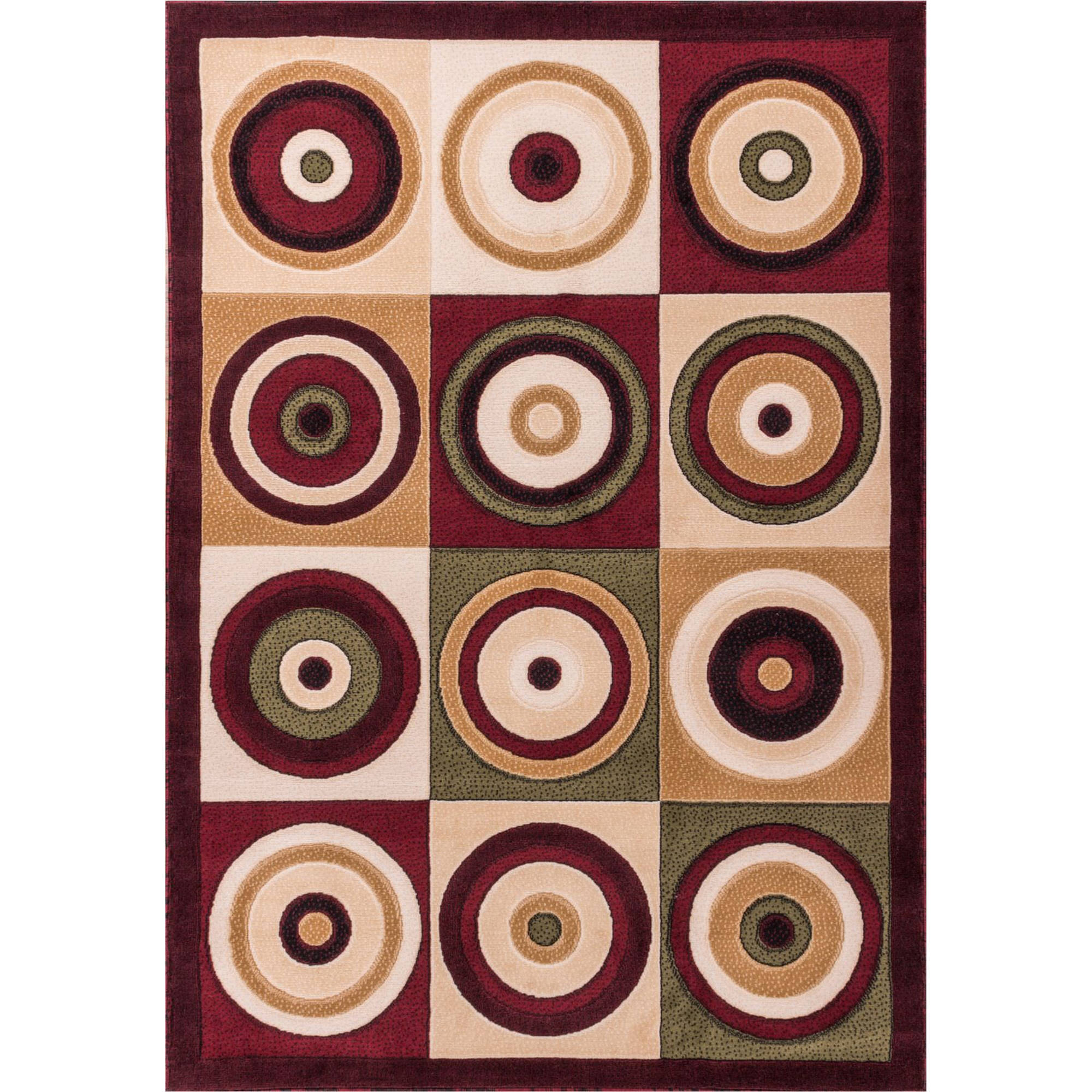 "Well Woven Dulcet Commerce Modern Area Rug, Multi, 9'3"" x 12'6"""