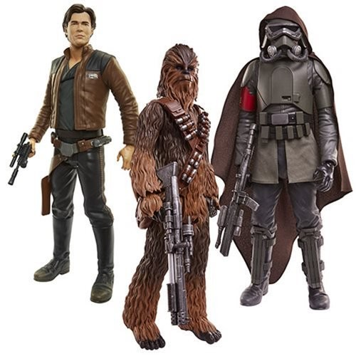 Jakks Pacific Official Star Wars Action figures 18-20 inches ONE SUPPLIED