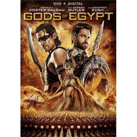 God Of Halloween (Gods of Egypt (DVD))