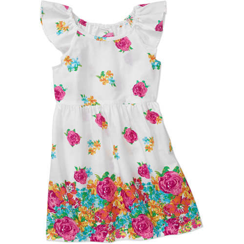 Healthtex Baby Toddler Girl Essential Spring Woven Dress