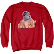 Andy Griffith Aw Pa Mens Crewneck Sweatshirt