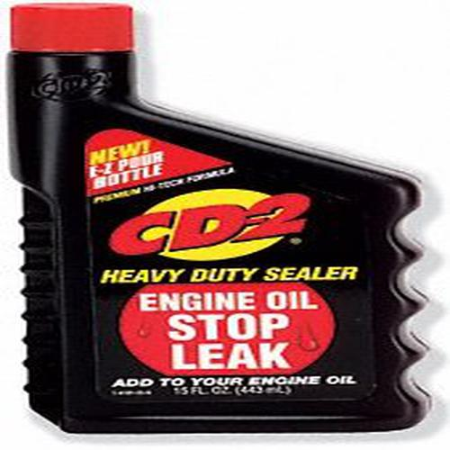 Cd-2 Heavy Duty Sealer Rejuvenates Bearing Seals And Gaskets That Have Shrunk