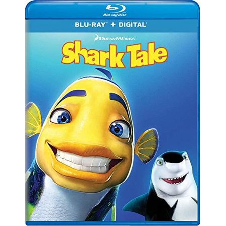 Shark Tale (Blu-ray)](Funny Shark Movies)