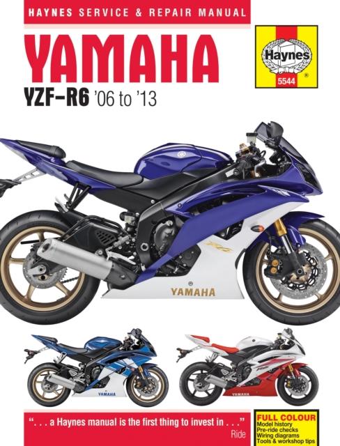 yamaha yzf r6 service and repair manual 2006 2012 haynes service rh walmart com 2014 yamaha r6 service manual torrent 2014 yamaha r6 service manual