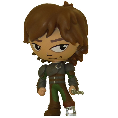 Funko Mystery Minis Vinyl Figure - How to Train Your Dragon 2 - HICCUP (Grey Sword)