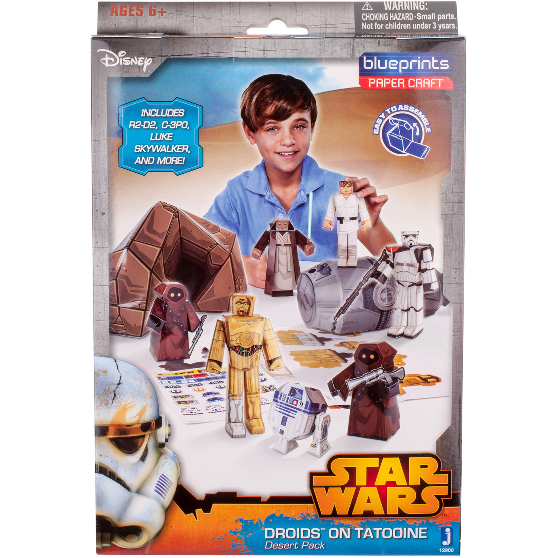 Droids On Tatooine Desert Pack