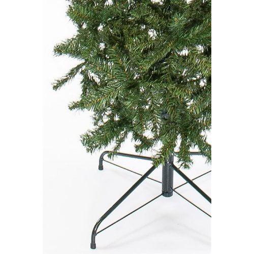 The Holiday Aisle Slim Pencil Unlit 7' Green Pine Tree Artificial Christmas Tree