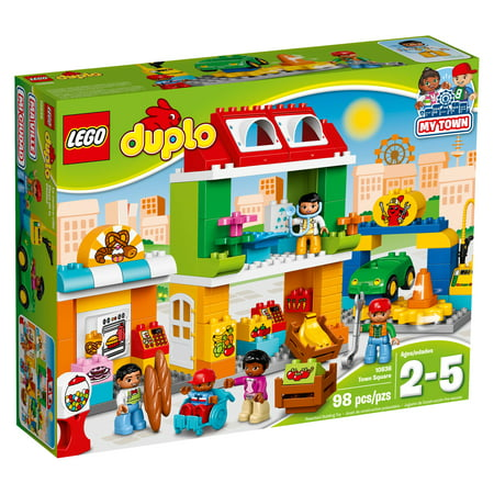 Duplo Baby Zoo (Lego - Duplo Town Square 10836)