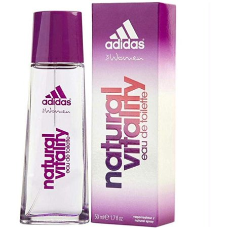 2 Pack - Adidas Natural Vitality Coty Eau De Toilette Spray  1.7