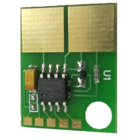 Universal Inkjet Premium Compatible Chip for Lexmark 150XL, Cyan