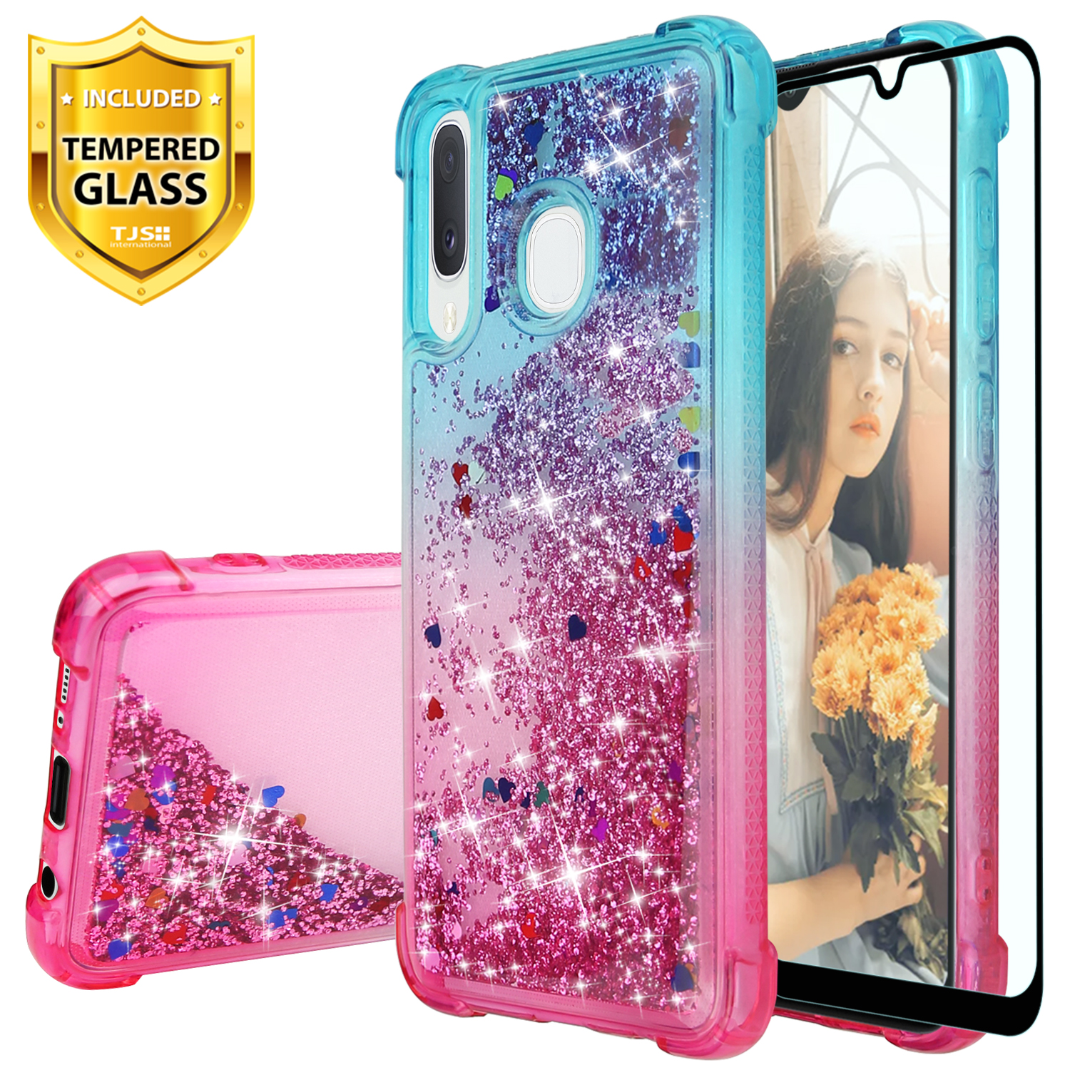 Quicksand Unicorn Galaxy A20 Case
