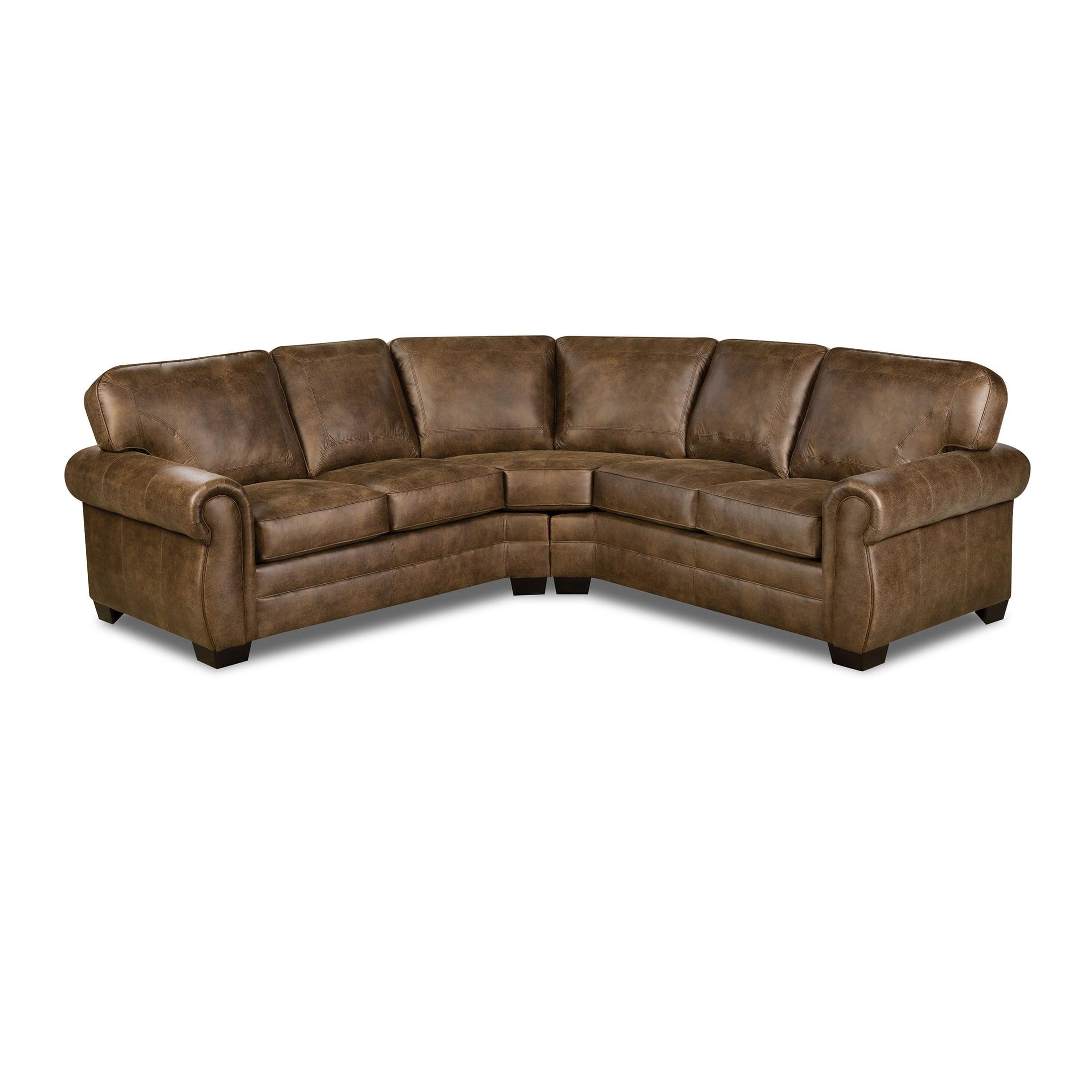 Merveilleux Simmons Upholstery Shiloh Sectional   Walmart.com