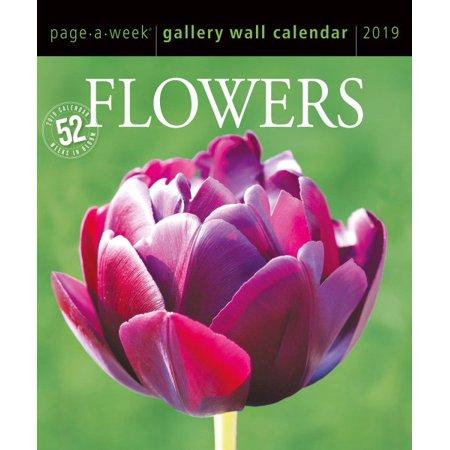Flowers 2010 Wall Calendar - Flowers Gallery 2019 Calendar