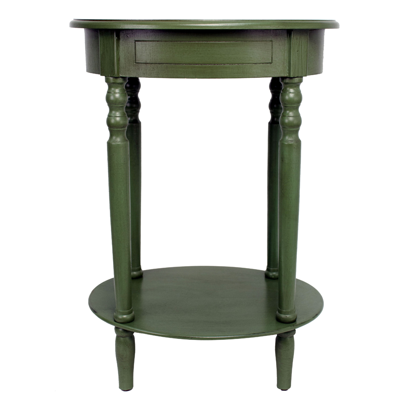 - Simplify Oval Accent Table - Walmart.com - Walmart.com