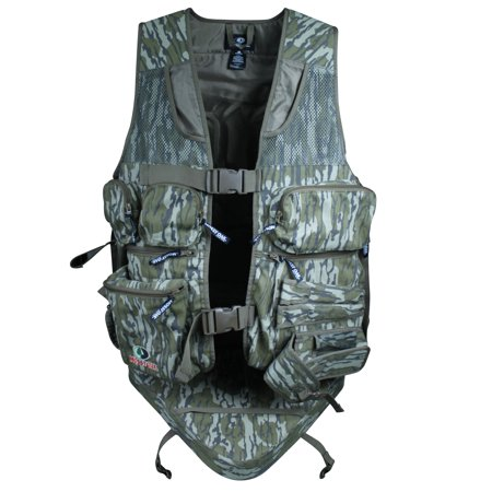 Mossy Oak Men's Turkey Vest (Turkey Hunting Accessories)