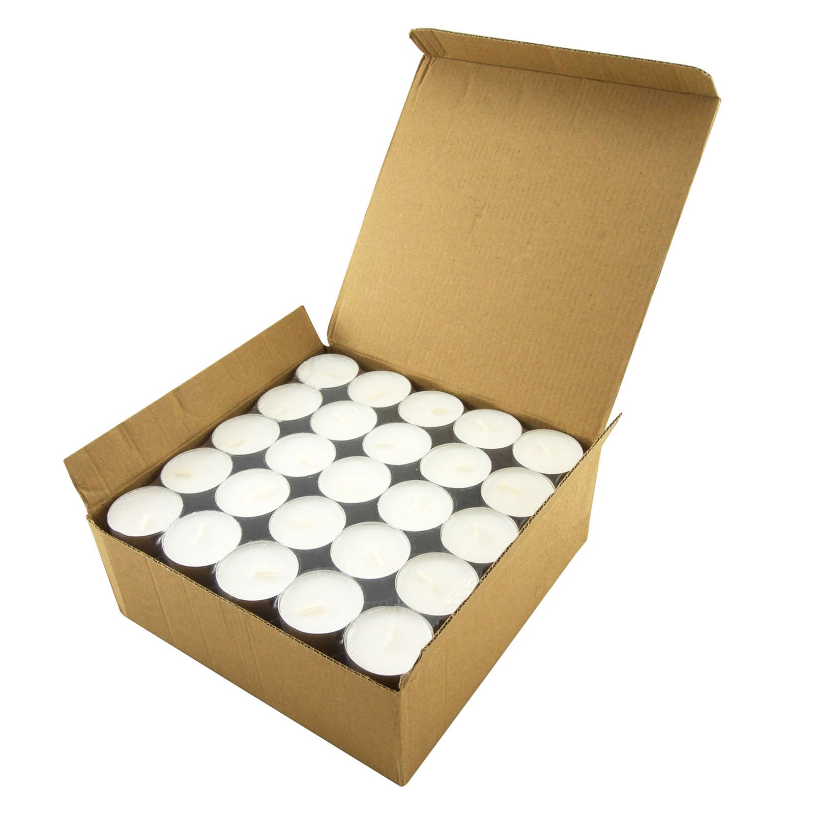 Tea Light Candles 6-7 Hour, Pack of 100