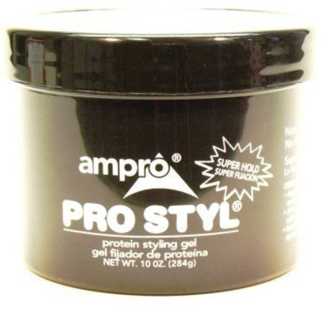 Ampro Protein Styling Gel, Super Hold 10 oz (Pack of 2)