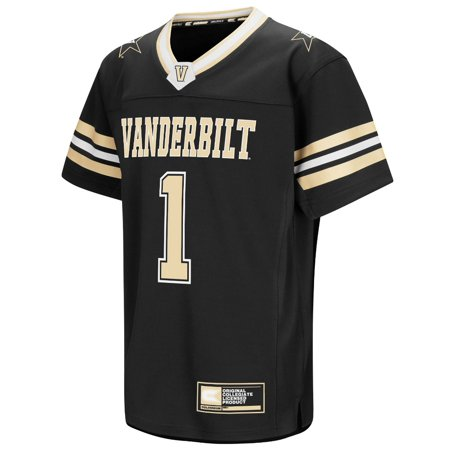 "Vanderbilt Commodores NCAA ""Hail Mary Pass"" Youth Football Jersey"