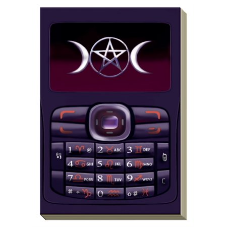 Moon Phonebook  Phone And Address Book  Paperback