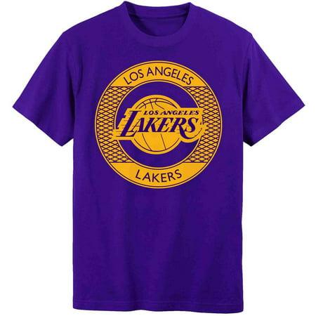Nba Los Angeles Lakers Youth Team Short Sleeve Tee