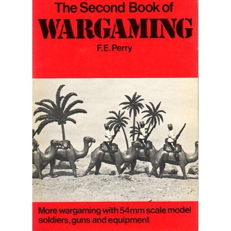 Second Book of Wargaming, The Lightly Used - Halloween Arts And Crafts For Second Graders