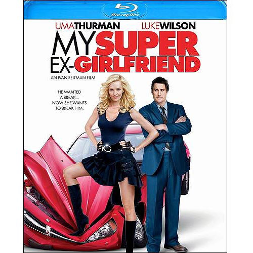 My Super Ex-Girlfriend (Blu-ray) (Widescreen)