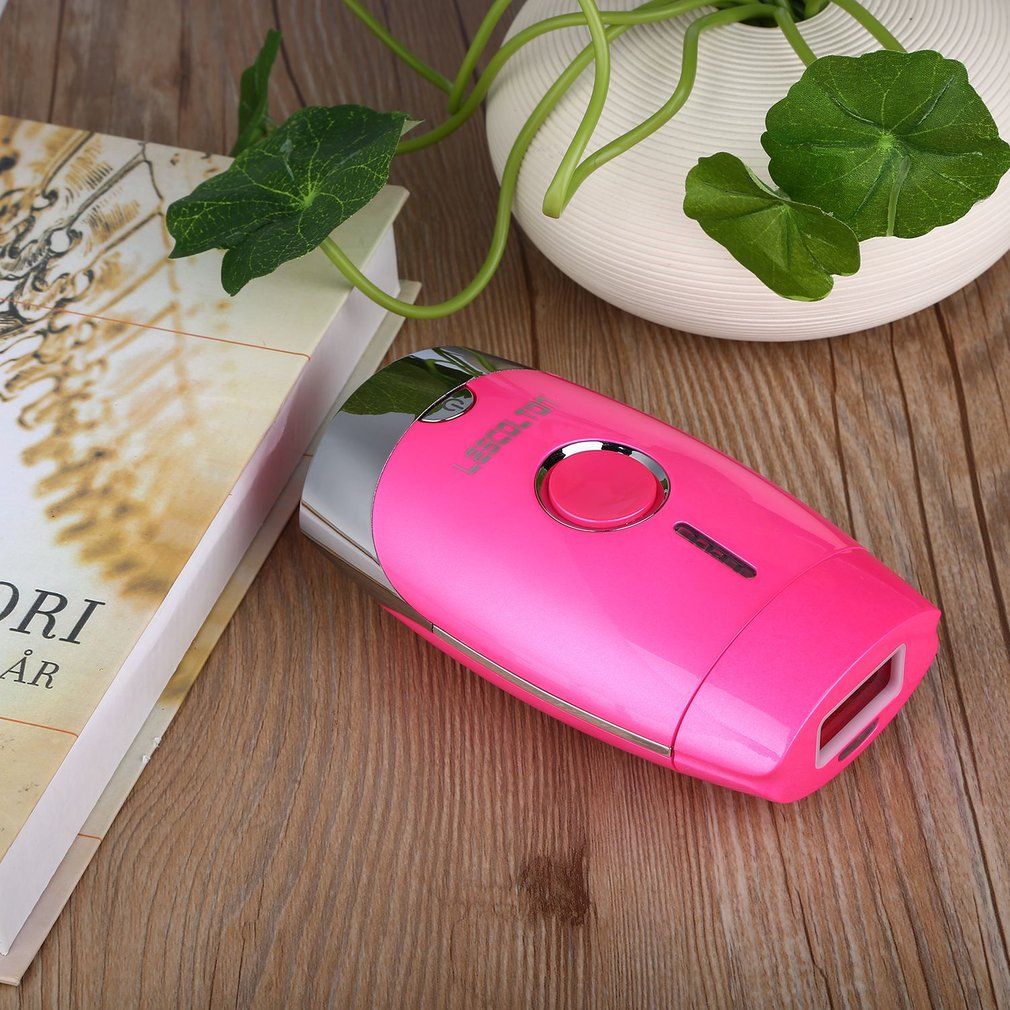 LESCOLTON Safe Use Hair Removal Home Intense Pulsed Light Painless Hair Removal System For Women/Man With Razor