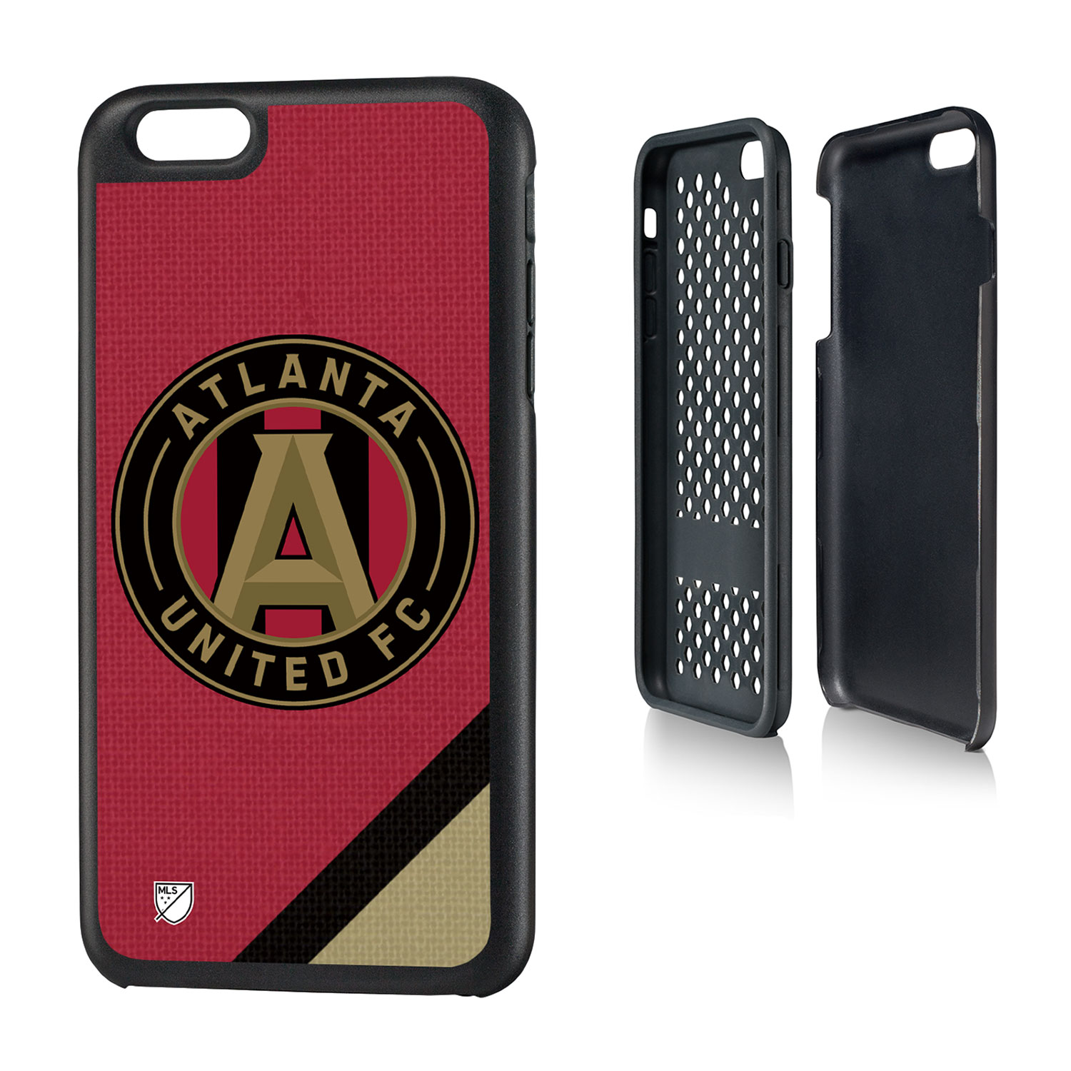 Atlanta United FC ATLUTD Solid Rugged Case for iPhone 6 Plus