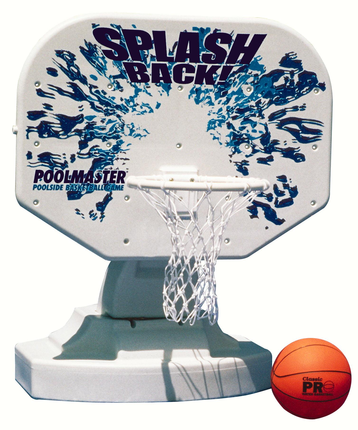 Poolmaster Splashback Poolside Basketball Game for Swimming Pools by Poolmaster