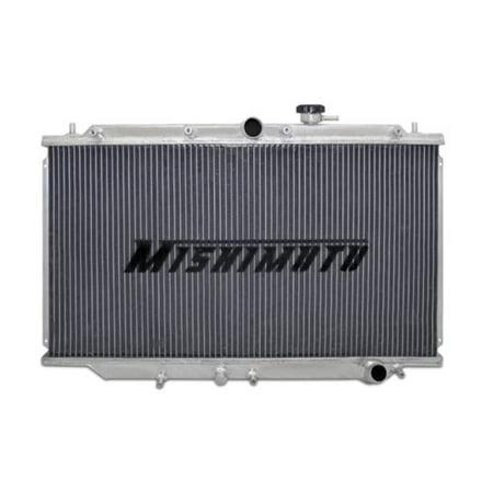 Honda Prelude Manual (Mishimoto MMRAD-BB2-92 Performance Aluminum Radiator with Manual Transmission for Honda Prelude )