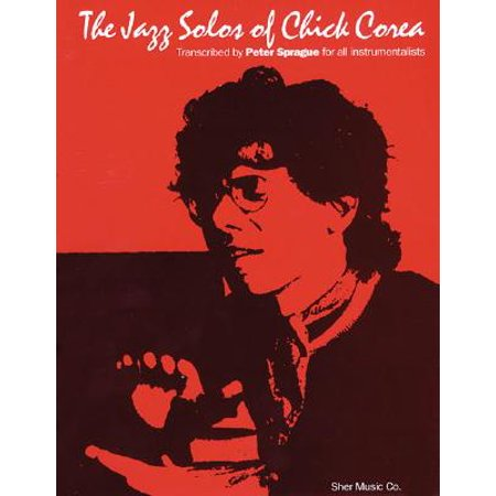 Hot Chick Solo (JAZZ SOLOS OF CHICK COREA)