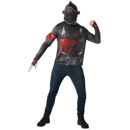 Fortnite Black Knight Adult Costume Top & Mask