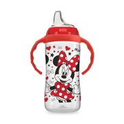 NUK Disney Large Learner Sippy Cup with Handles - Minnie Mouse, 10 oz