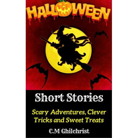Halloween Short Stories - eBook - Halloween Short Story Printables