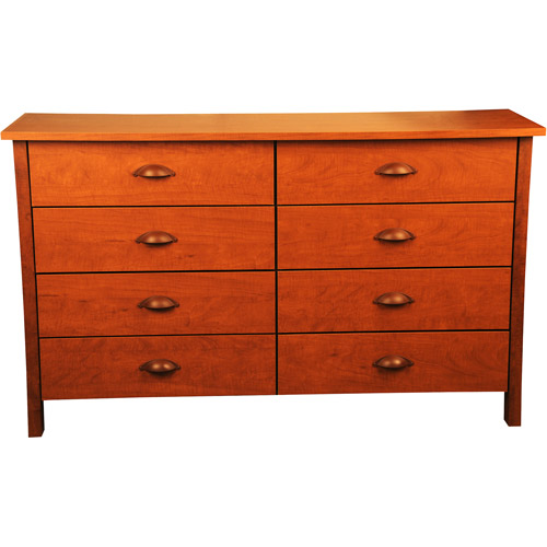 Nouvelle 8-Drawer Dresser, Cherry