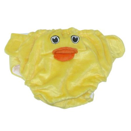 Ginsey Baby Duck Animal Diaper Cover (Discontinued by Manufacturer) (Diaper Cover Set)